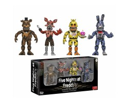 Action Figure Five Nights at Freddy's:  Set 4