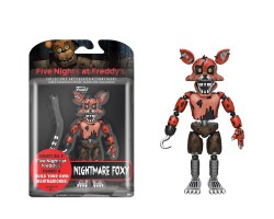 Action Figure Five Nights at Freddy's:  Nightmare Foxy