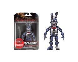 Action Figure Five Nights at Freddy's:  Nightmare Bonnie