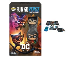 Lauamäng DC Comics Funkoverse: 2 Character Expandalone (English Version)