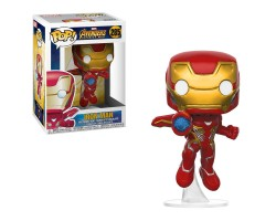 Funko Pop! Avengers Infinity War: Iron Man (Bobble-Head )