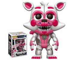 Funko Pop! Five Nights at Freddy's: Sister Location: Funtime Foxy