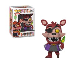 Funko Pop! Five Nights at Freddy's: Freddy Fazbear's Pizzeria Simulator - Rockstar Foxy
