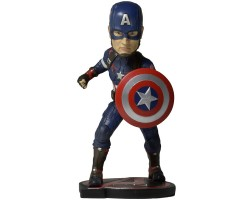 Head Knocker Avengers Age of Ultron: Captain America (Bobble-Head)