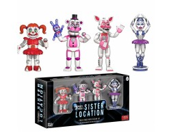 Action Figure Five Nights at Freddy's:  Set 3