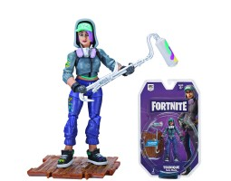 Action Figure Games: Fortnite - Teknique (Solo Mode)