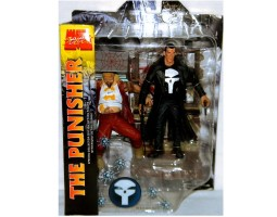 Action Figure Marvel Select: The Punisher