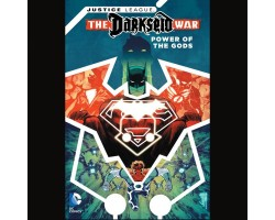 Komiks DC Comics: Justice League The Darkseid War Power Of The Gods by Geoff Johns