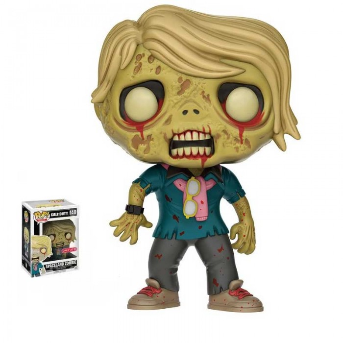 POP! Call of Duty: Spaceland Zombie