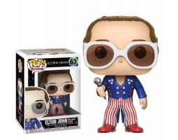 POP! Rocks: Elton John - Elton John Red, White & Blue