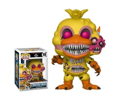 Pop! Five Nights at Freddy's: Twisted Chica