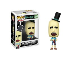 Pop! Rick and Morty: Mr. Poopy Butthole