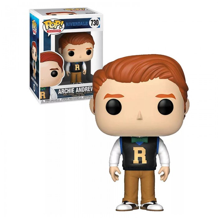 Pop! Television: Riverdale Dream Sequence - Archie