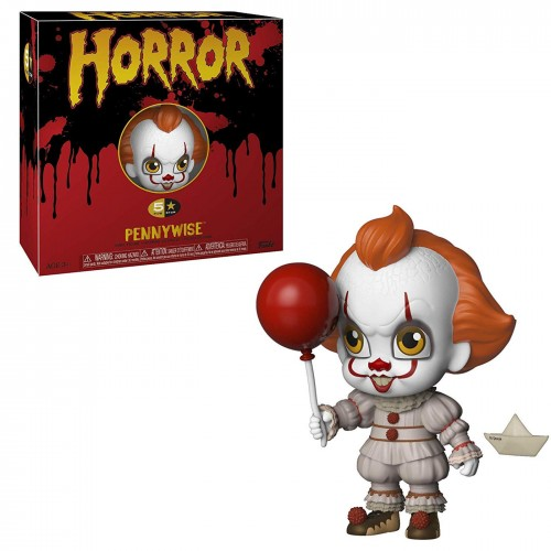 5-Star Horror: Pennywise