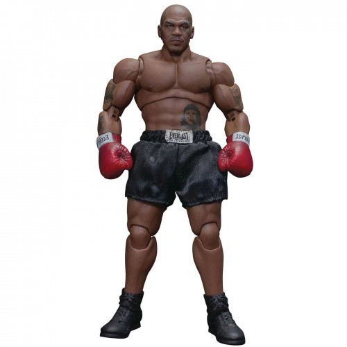 Action Figure Mike Tyson: The Tattoo