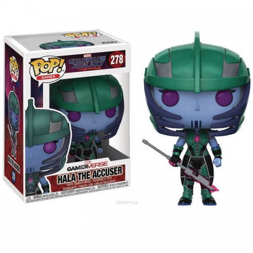Pop! Games: Guardians of the Galaxy - Hala The Accuser